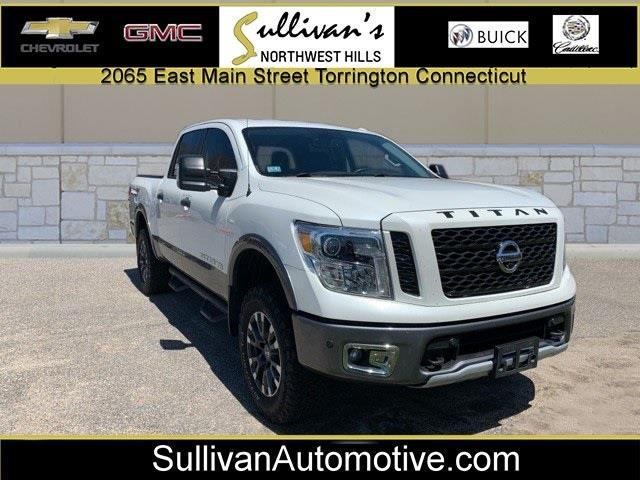 Used 2018 Nissan Titan in Avon, Connecticut | Sullivan Automotive Group. Avon, Connecticut