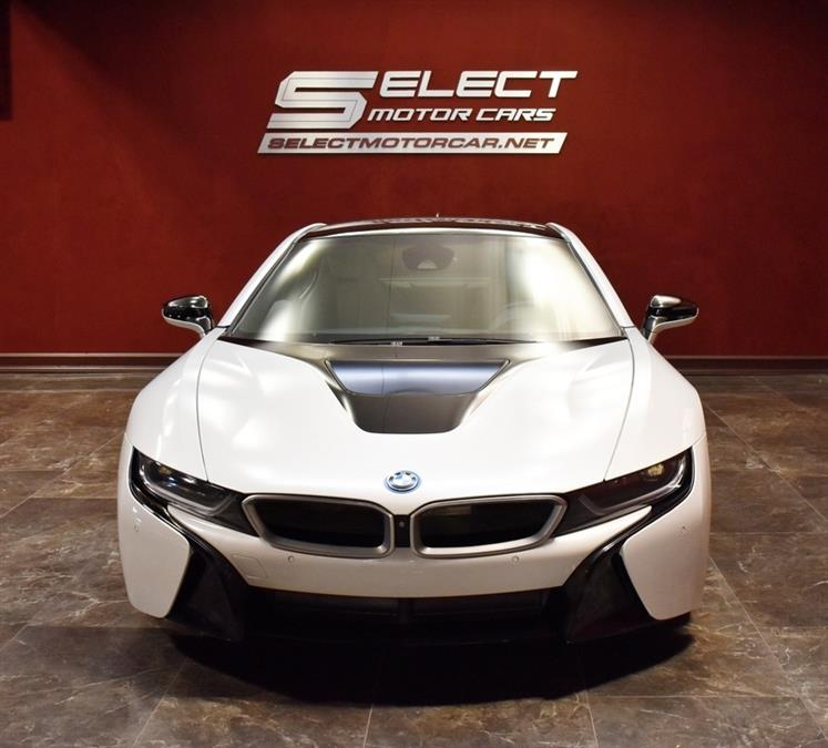 Used BMW I8  2015 | Select Motor Cars. Deer Park, New York