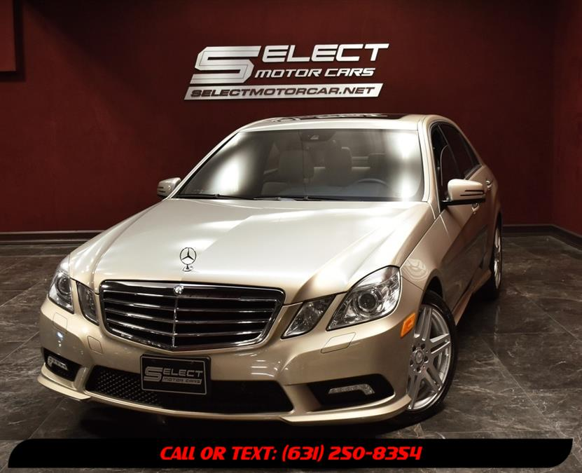 Used 2010 Mercedes-benz E-class in Deer Park, New York | Select Motor Cars. Deer Park, New York
