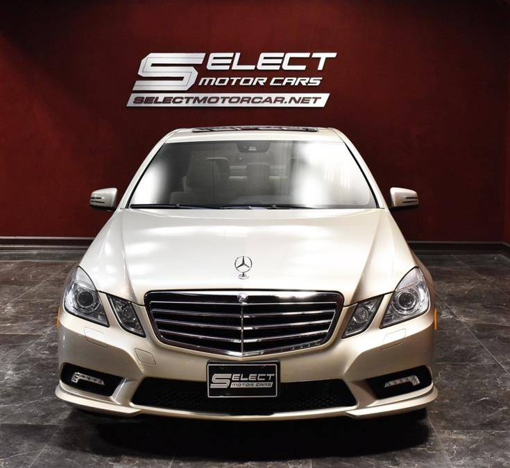 Used Mercedes-benz E-class E 350 Sport 4MATIC 2010 | Select Motor Cars. Deer Park, New York