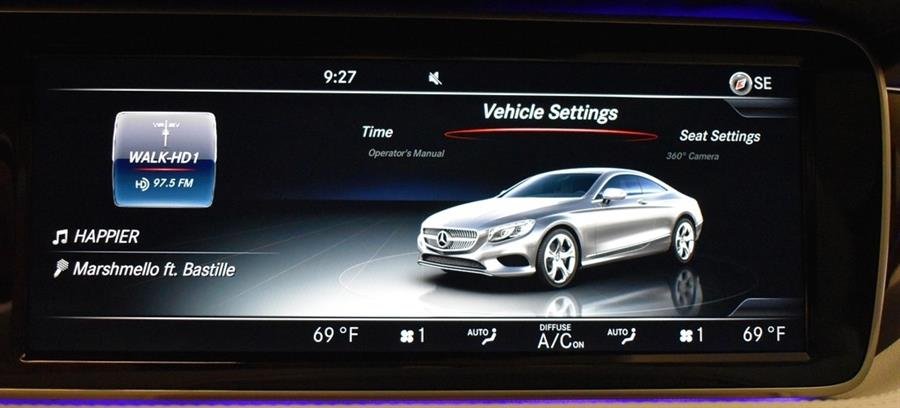 Used Mercedes-benz S-class S 550 4MATIC 2016 | Select Motor Cars. Deer Park, New York
