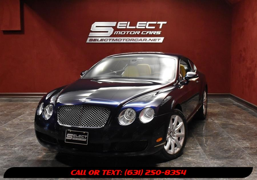 Used 2007 Bentley Continental in Deer Park, New York | Select Motor Cars. Deer Park, New York
