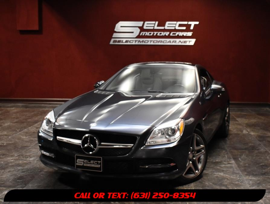 Used 2014 Mercedes-benz Slk in Deer Park, New York | Select Motor Cars. Deer Park, New York