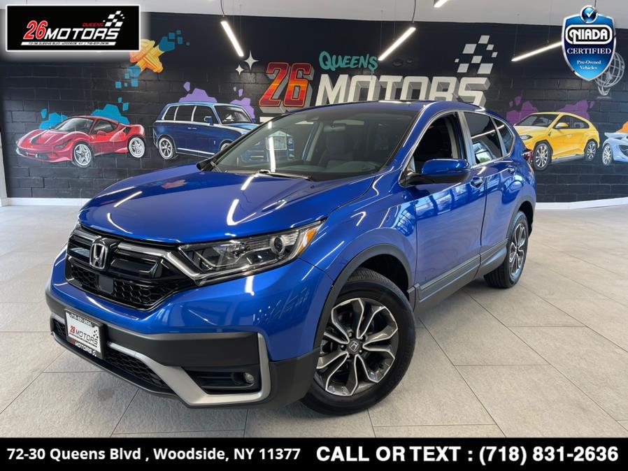Used 2020 Honda CR-V in Woodside, New York | 26 Motors Queens. Woodside, New York
