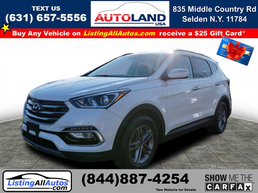 Used Hyundai Santa Fe Sport 2.4L 2018 | www.ListingAllAutos.com. Patchogue, New York