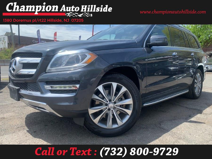 Used 2014 Mercedes-Benz GL-Class in Hillside, New Jersey | Champion Auto Sales. Hillside, New Jersey