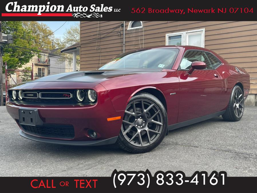 Used 2018 Dodge Challenger in Newark, New Jersey | Champion Auto Sales. Newark, New Jersey