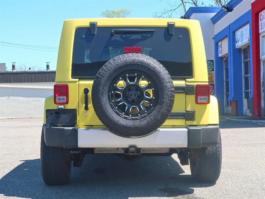 Used Jeep Wrangler Unlimited Sahara 2014 | Auto Expo Ent Inc.. Great Neck, New York
