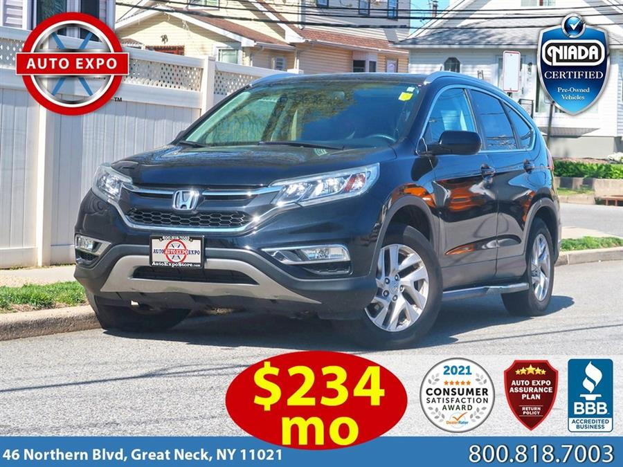 Used 2015 Honda Cr-v in Great Neck, New York | Auto Expo Ent Inc.. Great Neck, New York