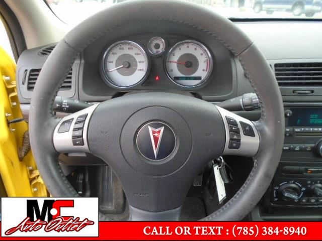 Used Pontiac G5 2dr Cpe GT 2007 | M C Auto Outlet Inc. Colby, Kansas