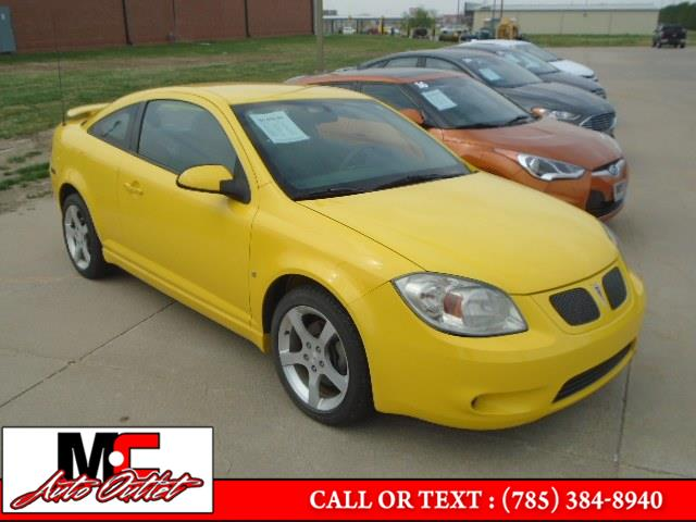 Used 2007 Pontiac G5 in Colby, Kansas | M C Auto Outlet Inc. Colby, Kansas