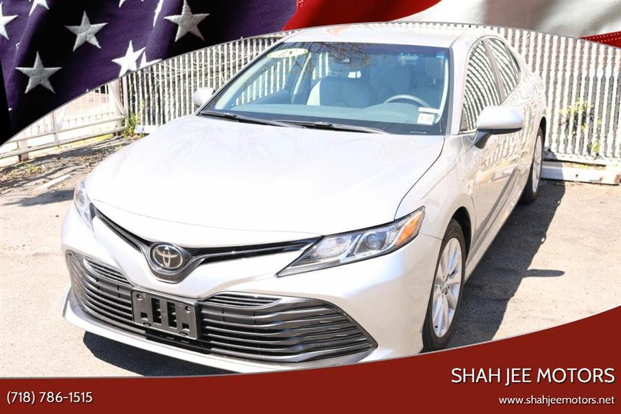 Used 2018 Toyota Camry in Woodside, New York | SJ Motors. Woodside, New York