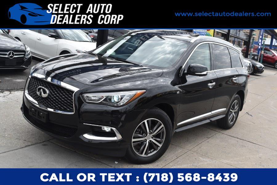 Used INFINITI QX60 AWD 2018   Select Auto Dealers Corp. Brooklyn, New York
