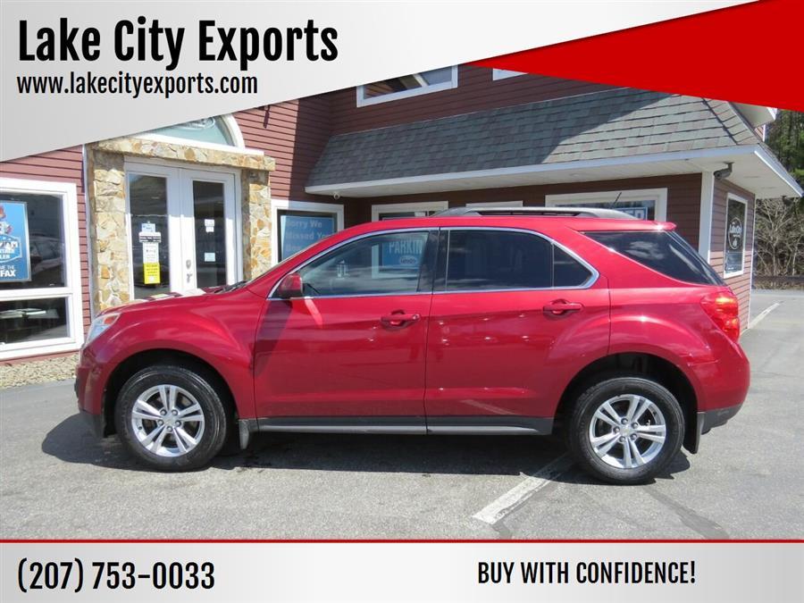 Used Chevrolet Equinox LT AWD 4dr SUV w/1LT 2015 | Lake City Exports Inc. Auburn, Maine