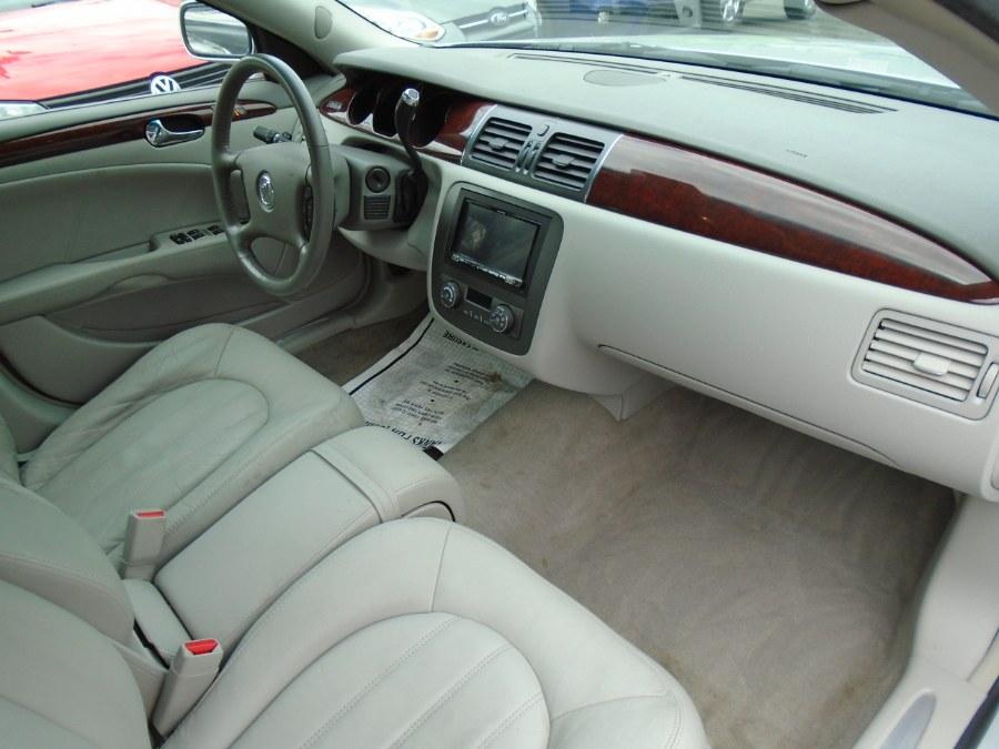 Used Buick Lucerne 4dr Sdn CXL 2010 | Jim Juliani Motors. Waterbury, Connecticut