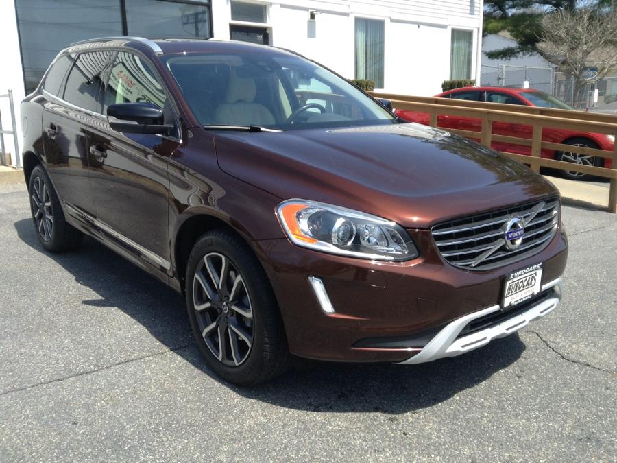 Used Volvo XC60 T6 AWD Dynamic 2017   Eurocars Plus. Groton, Connecticut