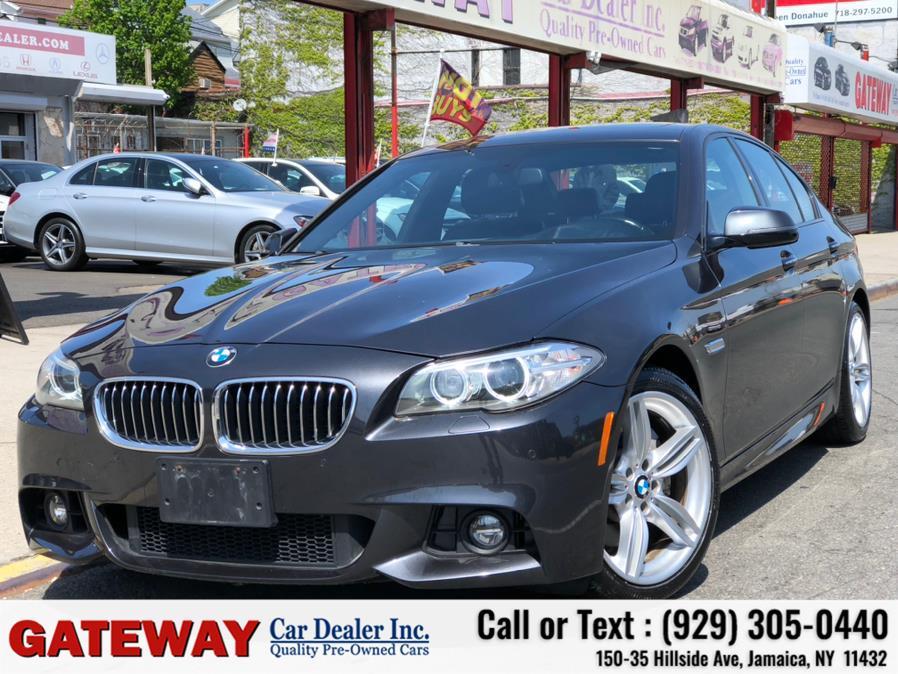 Used BMW 5 Series M Sport 4dr Sdn 535i xDrive AWD 2014   Gateway Car Dealer Inc. Jamaica, New York
