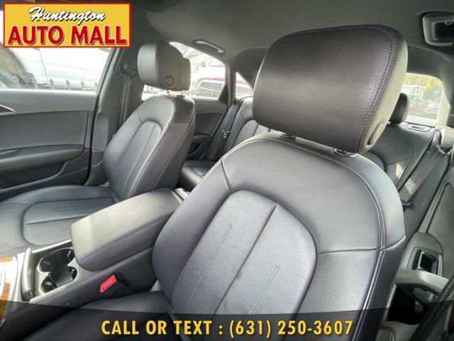 Used Audi A6 4dr Sdn quattro 2.0T Premium Plus 2015 | Huntington Auto Mall. Huntington Station, New York