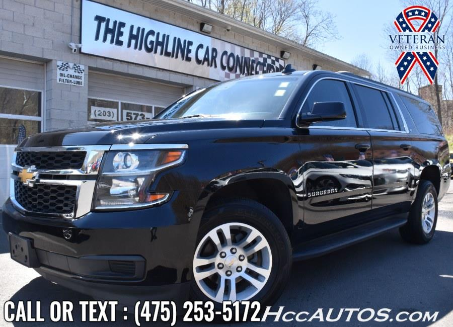 Used 2017 Chevrolet Suburban in Waterbury, Connecticut | Highline Car Connection. Waterbury, Connecticut