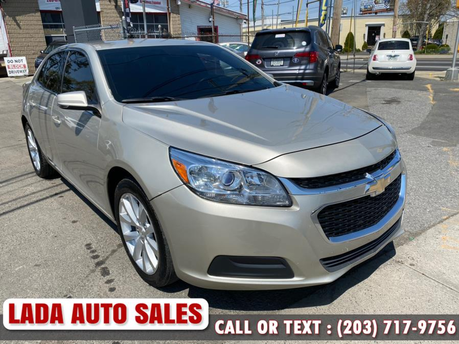 Used 2016 Chevrolet Malibu Limited in Bridgeport, Connecticut | Lada Auto Sales. Bridgeport, Connecticut