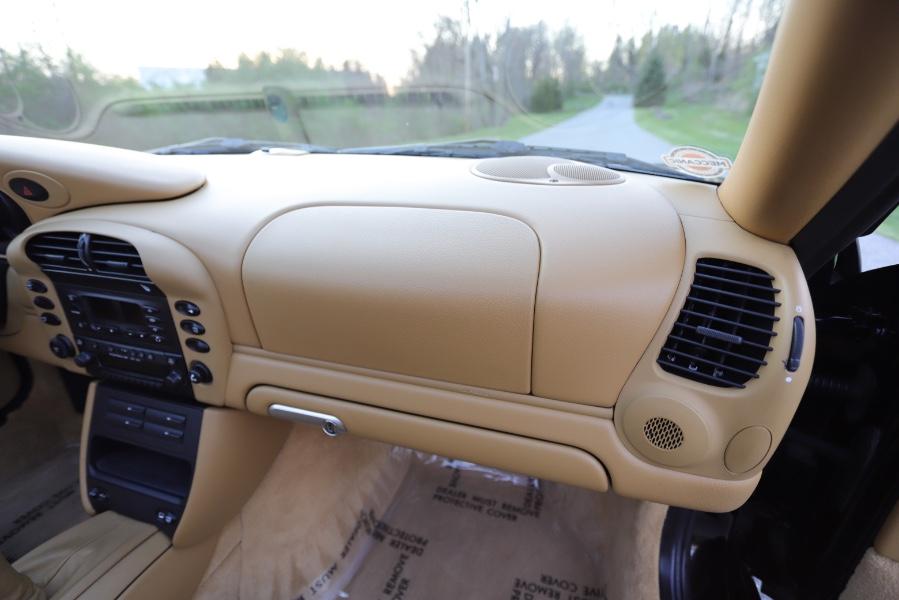 Used Porsche 911 Carrera 2dr Carrera Targa 6-Spd Manual 2002 | Meccanic Shop North Inc. North Salem, New York