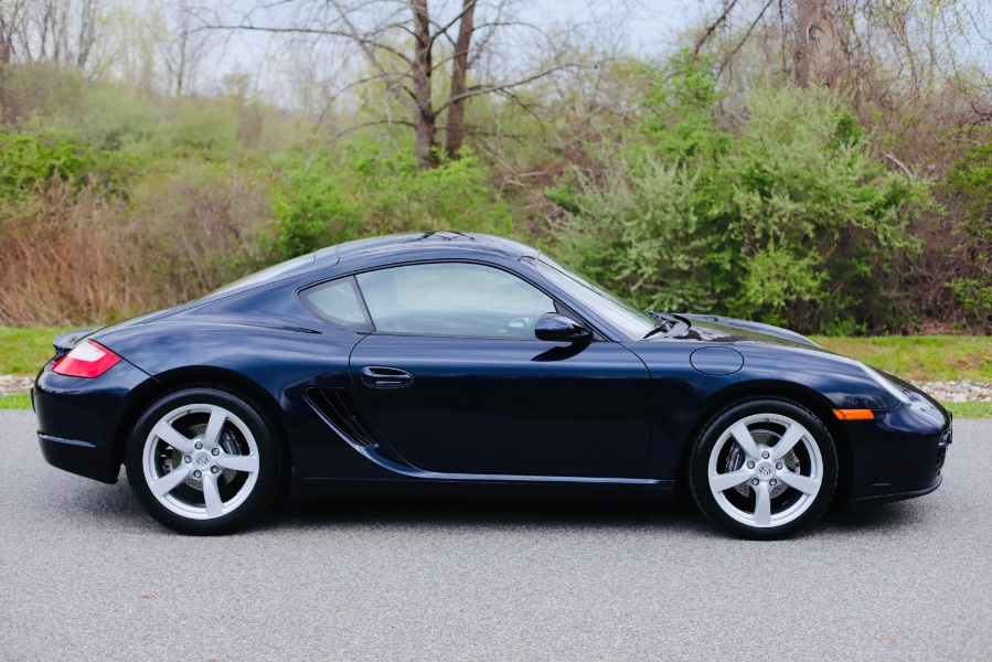 Used Porsche Cayman 2dr Cpe 2007 | Meccanic Shop North Inc. North Salem, New York