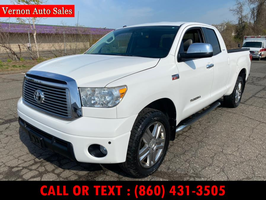 Used 2011 Toyota Tundra 4WD Truck in Manchester, Connecticut | Vernon Auto Sale & Service. Manchester, Connecticut