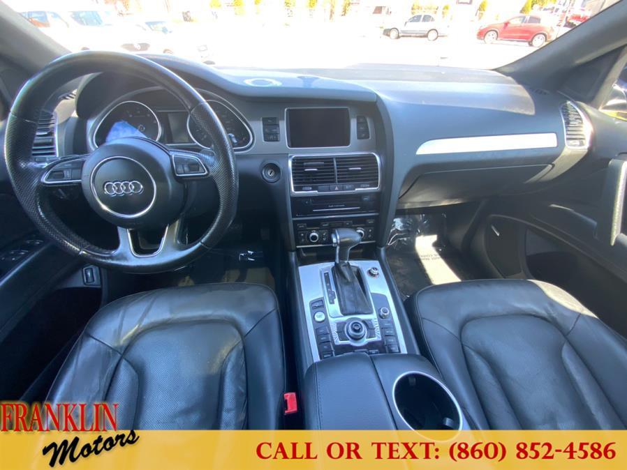 Used Audi Q7 quattro 4dr 3.0T S line Prestige 2013 | Franklin Motors Auto Sales LLC. Hartford, Connecticut