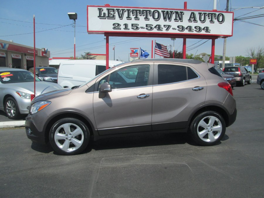 Used 2015 Buick Encore in Levittown, Pennsylvania | Levittown Auto. Levittown, Pennsylvania