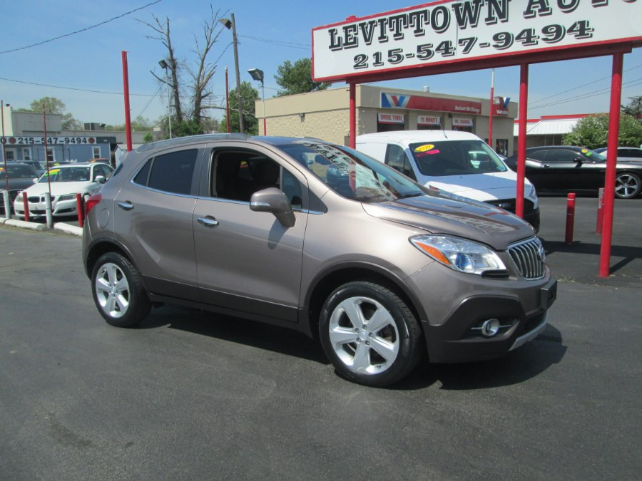 Used Buick Encore AWD 4dr Leather 2015 | Levittown Auto. Levittown, Pennsylvania