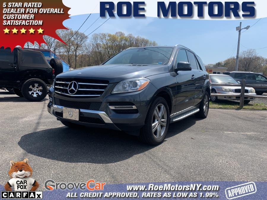 Used 2015 Mercedes-Benz M-Class in Shirley, New York | Roe Motors Ltd. Shirley, New York