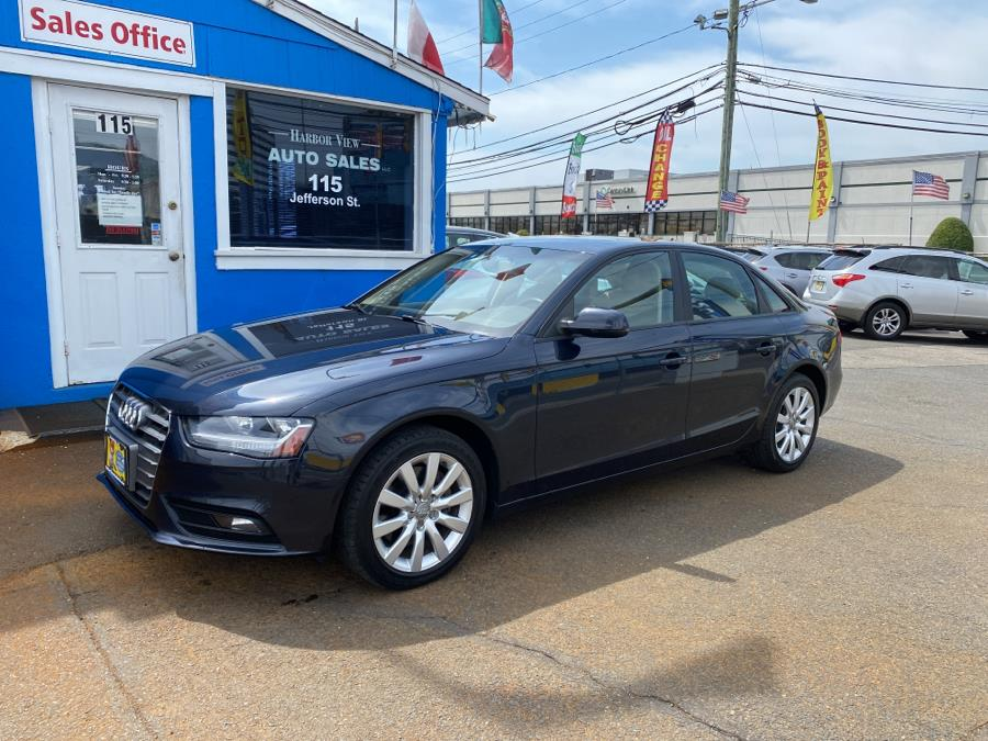 Used 2014 Audi A4 in Stamford, Connecticut | Harbor View Auto Sales LLC. Stamford, Connecticut