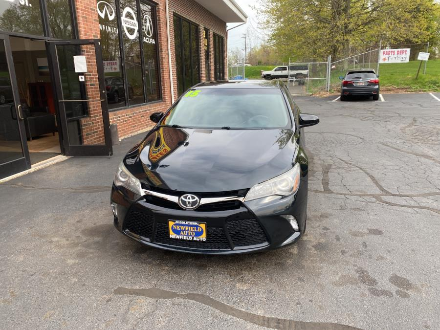 Used 2015 Toyota Camry in Middletown, Connecticut | Newfield Auto Sales. Middletown, Connecticut