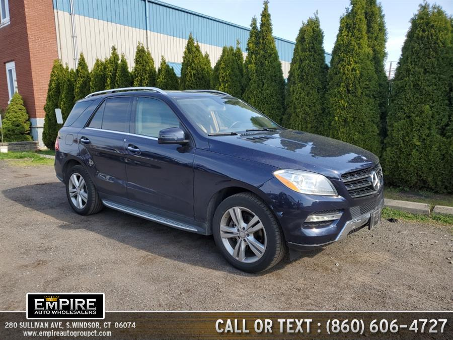 Used 2014 Mercedes-Benz M-Class in S.Windsor, Connecticut | Empire Auto Wholesalers. S.Windsor, Connecticut