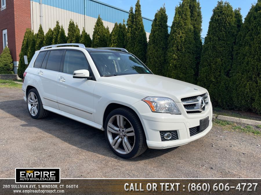 Used 2012 Mercedes-Benz GLK-Class in S.Windsor, Connecticut | Empire Auto Wholesalers. S.Windsor, Connecticut