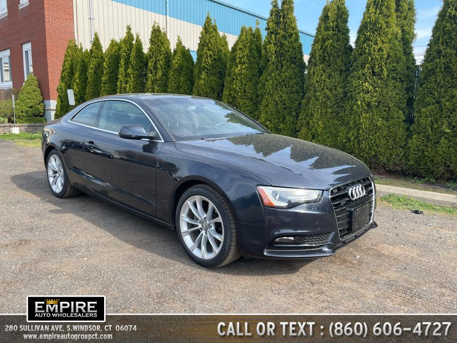 Used 2013 Audi A5 in S.Windsor, Connecticut | Empire Auto Wholesalers. S.Windsor, Connecticut