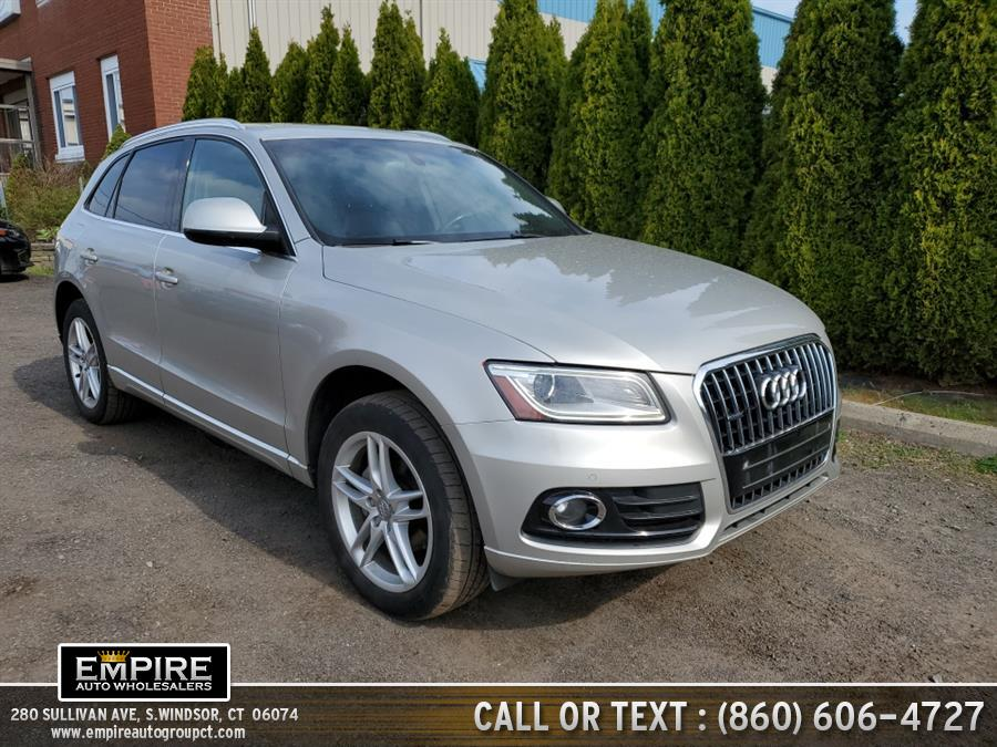 Used 2013 Audi Q5 in S.Windsor, Connecticut | Empire Auto Wholesalers. S.Windsor, Connecticut