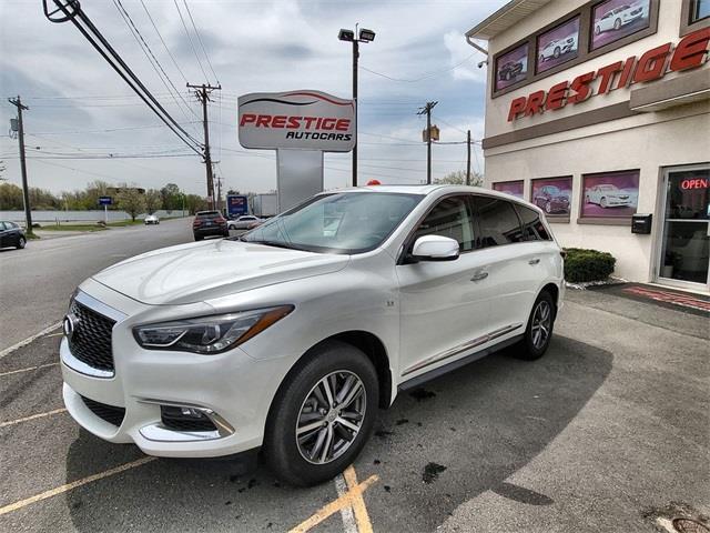 Used Infiniti Qx60 Base 2018 | Prestige Auto Cars LLC. New Britain, Connecticut