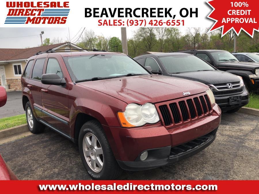 Used Jeep Grand Cherokee 4WD 4dr Laredo 2008 | Wholesale Direct Motors. Beavercreek, Ohio