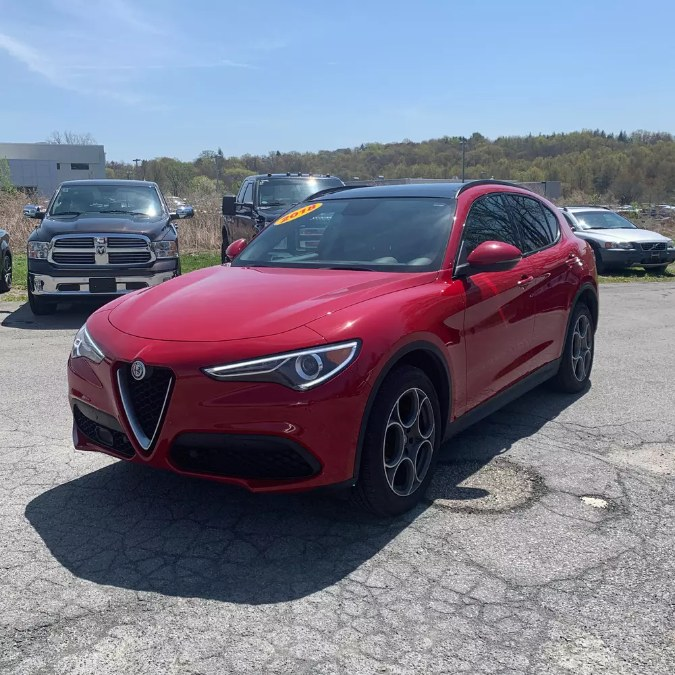 Used 2018 Alfa Romeo Stelvio in Bayshore, New York | Peak Automotive Inc.. Bayshore, New York
