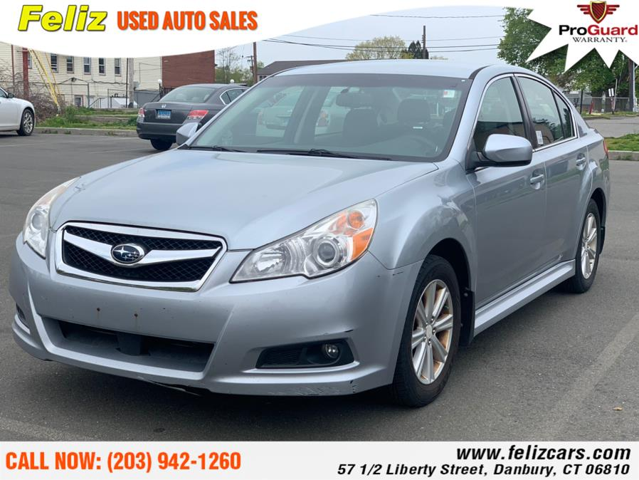 Used 2012 Subaru Legacy in Danbury, Connecticut | Feliz Used Auto Sales. Danbury, Connecticut