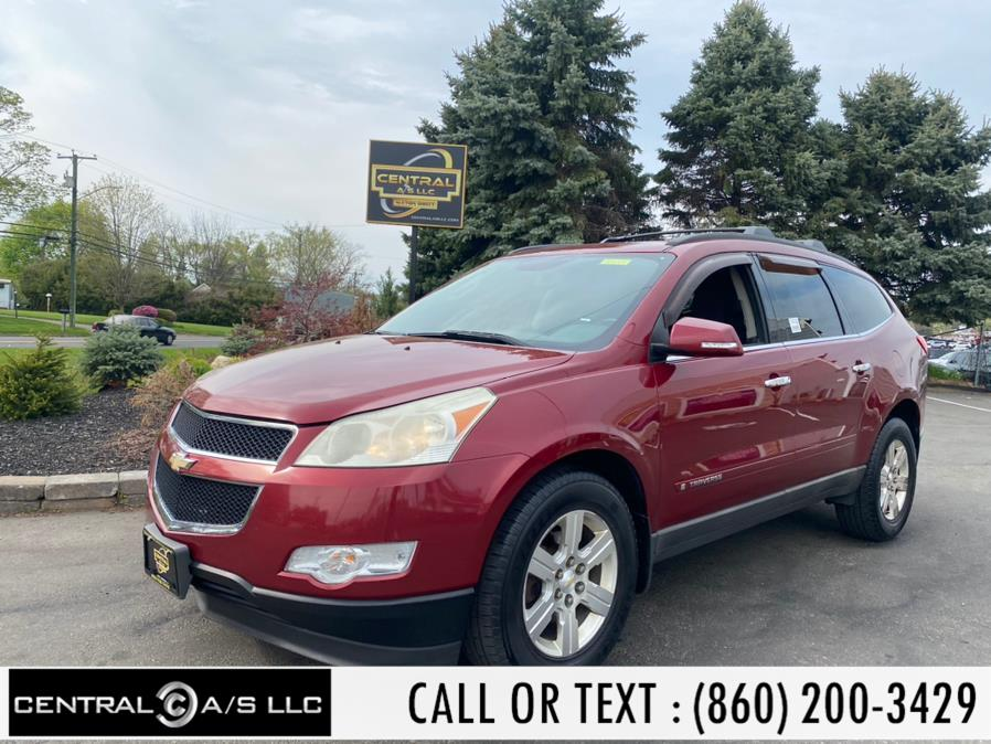 Used Chevrolet Traverse AWD 4dr LT w/1LT 2009 | Central A/S LLC. East Windsor, Connecticut