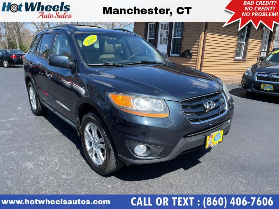 Used 2011 Hyundai Santa Fe in Manchester, Connecticut | Hot Wheels Auto Sales LLC. Manchester, Connecticut