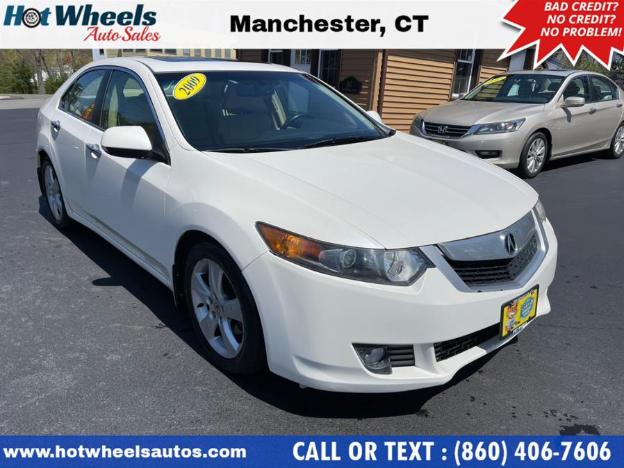 Used 2009 Acura TSX in Manchester, Connecticut | Hot Wheels Auto Sales LLC. Manchester, Connecticut