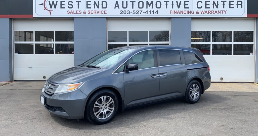 Used 2013 Honda Odyssey in Waterbury, Connecticut | West End Automotive Center. Waterbury, Connecticut