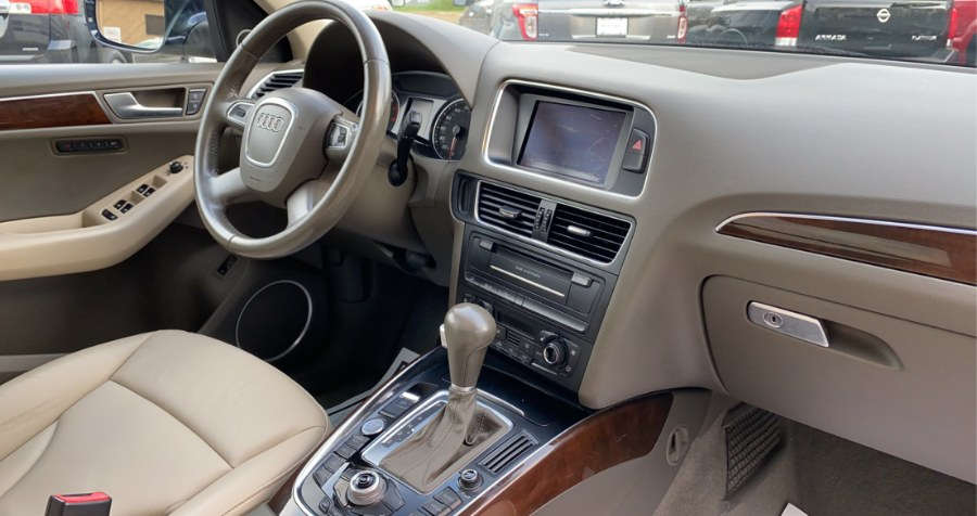 Used Audi Q5 2.0T Premium Plus 2012   West End Automotive Center. Waterbury, Connecticut