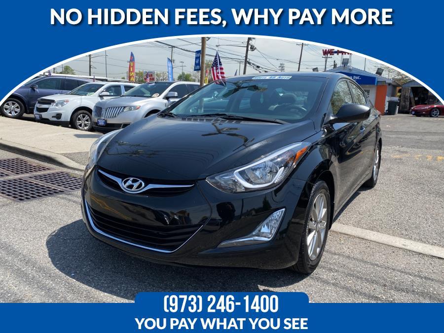 Used 2014 Hyundai Elantra in Lodi, New Jersey | Route 46 Auto Sales Inc. Lodi, New Jersey