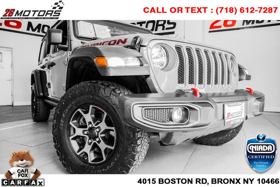 Used 2020 Jeep Wrangler Unlimited in Woodside, New York | 52Motors Corp. Woodside, New York