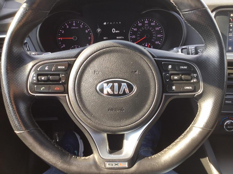 Used Kia Optima 4dr Sdn SXL Turbo 2016 | L&S Automotive LLC. Plantsville, Connecticut