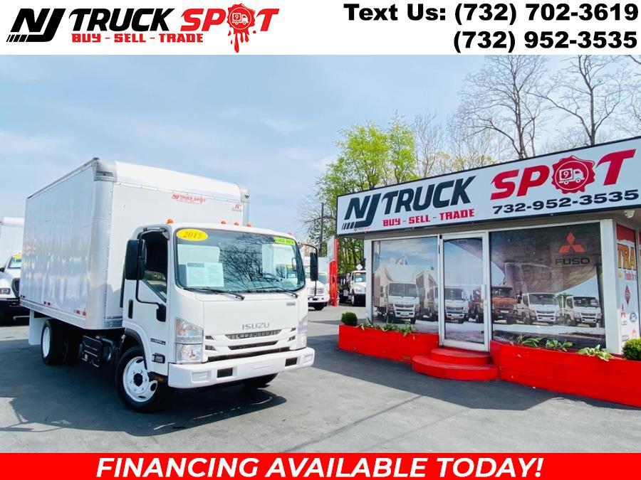 Used 2015 Isuzu NPR XD DSL REG AT in South Amboy, New Jersey | NJ Truck Spot. South Amboy, New Jersey